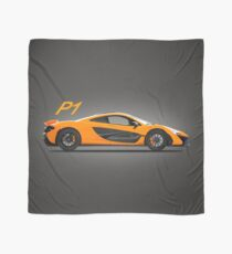 The P1 Supercar Scarf