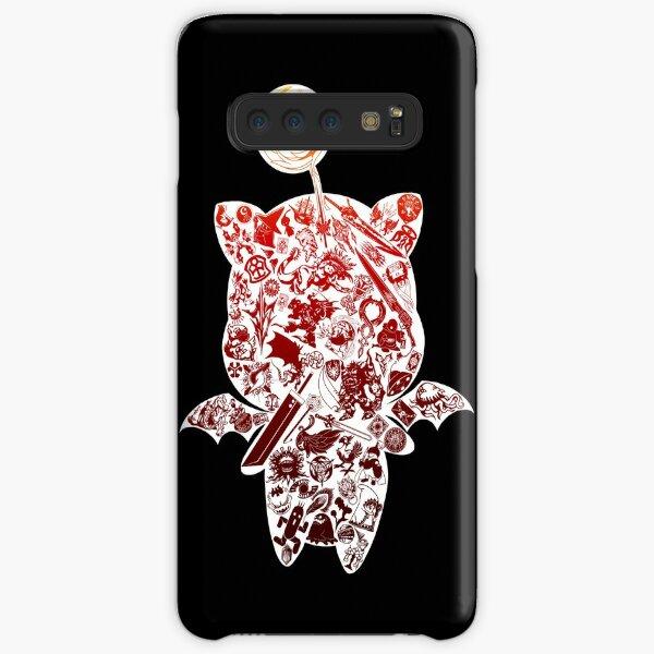 Final Fantasy Moogle-verse (red) Samsung Galaxy Snap Case