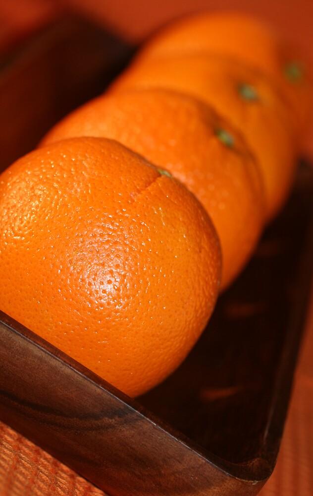 Oranges by chrishawns