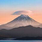 Vilyuchik volcano by Svetlana Korneliuk