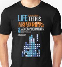 Tetris = Life T-Shirt