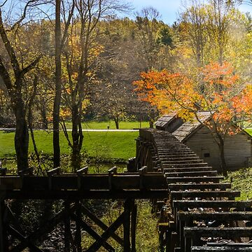 Grist Mill by salesgirl