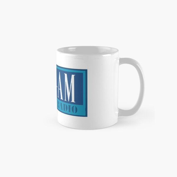 KACL-AM Talk Radio - As seen in Frasier Classic Mug