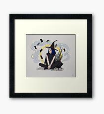 Tarot Framed Print
