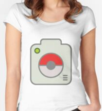 One word....PokeGRAM Women's Fitted Scoop T-Shirt