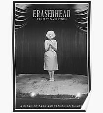 Eraserhead - A film by David Lynch Poster