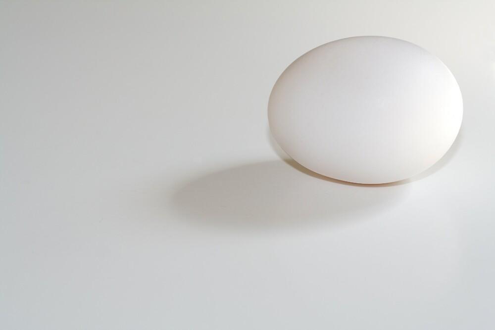 Simple Egg by chrishawns