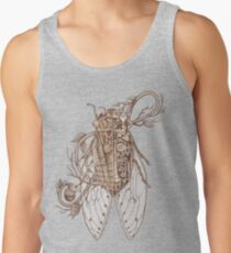 anatomy of cicada Tank Top