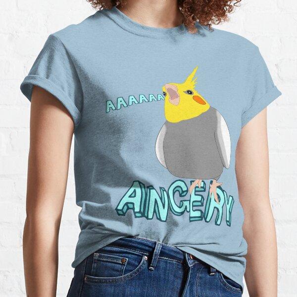 ANGERY - cockatiel - 2 Classic T-Shirt