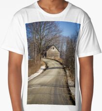 Up the Road Long T-Shirt