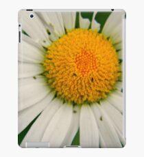white halo iPad Case/Skin