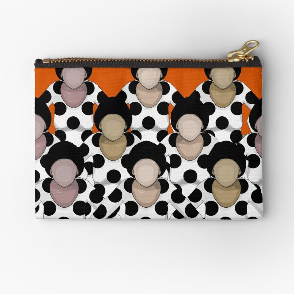 In arms Zipper Pouch