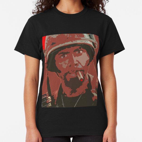 Robert Downey jr - tropic thunder Classic T-Shirt