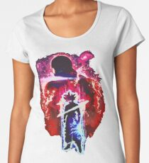 Jiren - New Transformation Women's Premium T-Shirt