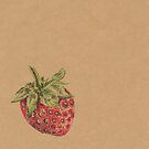 Strawberry by Claire Robinson