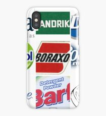 Soap Collage iPhone Case/Skin