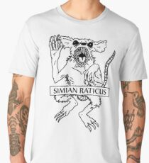 Simian Raticus  Men's Premium T-Shirt