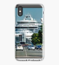 Greenock Esplanade iPhone Case/Skin