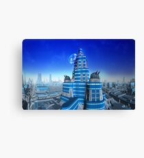 Party Headquarters Canvas Print