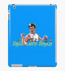 Gaming [C64] - Shao-lin's Road iPad Case/Skin