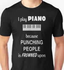 Piano Love Gift- cool shirt,geek hoodie,tank T-Shirt