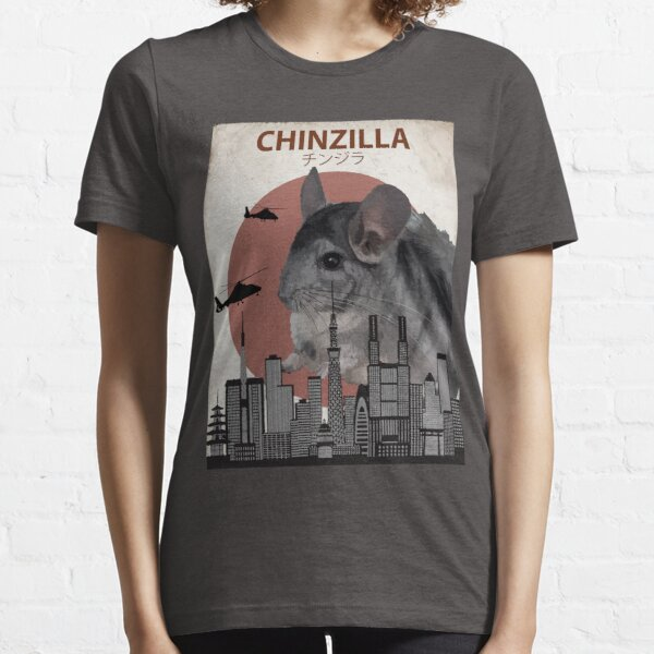 Chinzilla - Giant Chinchilla Monster Essential T-Shirt