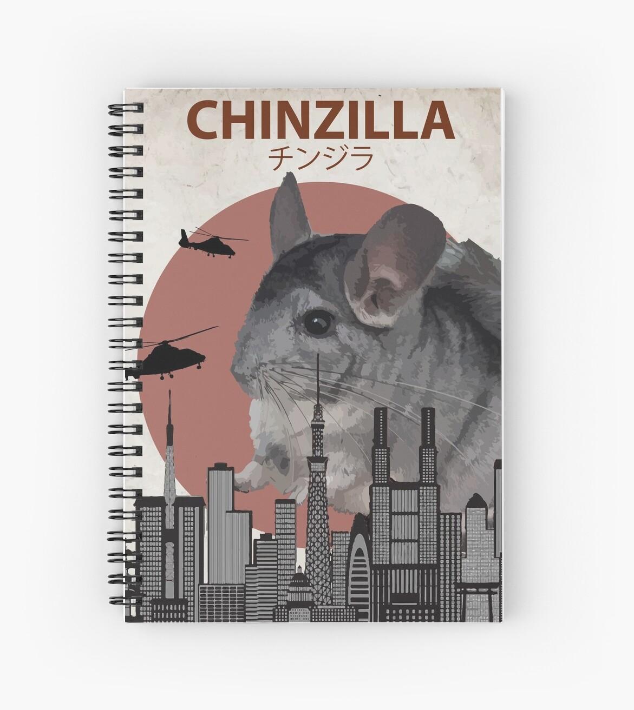 Chinzilla - Giant Chinchilla Monster von Animalzilla