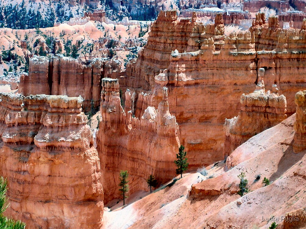 Bryce Canyon by Laura Puglia