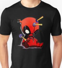 Deadpool Plushy T-Shirt