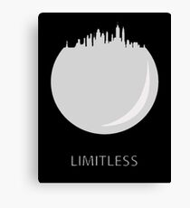 limitless - the brain zone show Canvas Print