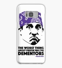 Prison Mike vs The Dementors Samsung Galaxy Case/Skin