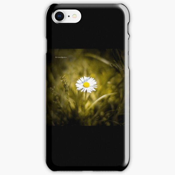 The lonely daisy iPhone Snap Case