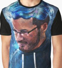 markiplier - the typography gamer Graphic T-Shirt