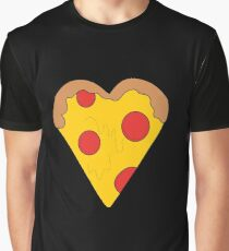 Pizza My Heart Graphic T-Shirt