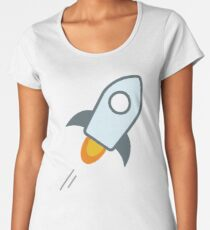 Stellar Lumens XLM Women's Premium T-Shirt