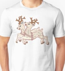 Two Reindeer T-Shirt