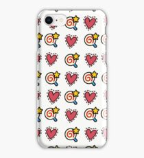 Kirby Invincibility lollipop  iPhone Case/Skin