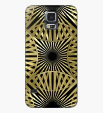 Gold Gold Case/Skin for Samsung Galaxy