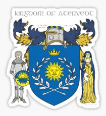 Kingdom of Atenveldt Sticker