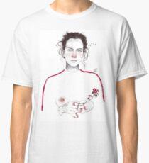 LA LUCHADORA by elenagarnu Camiseta clásica