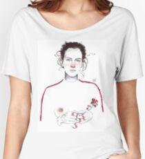 LA LUCHADORA by elenagarnu Women's Relaxed Fit T-Shirt