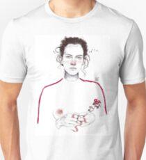 LA LUCHADORA by elenagarnu Unisex T-Shirt