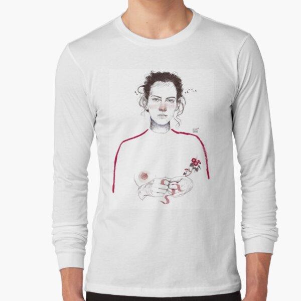 LA LUCHADORA by elenagarnu Long Sleeve T-Shirt