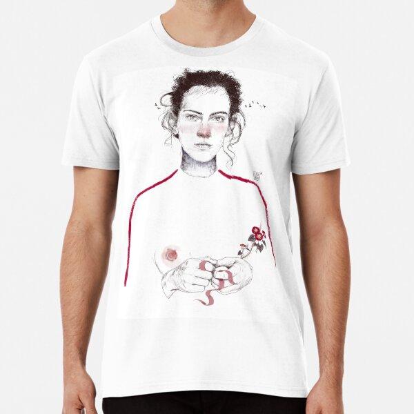 LA LUCHADORA by elenagarnu Premium T-Shirt