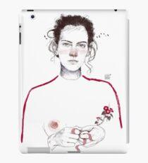 LA LUCHADORA by elenagarnu iPad Case/Skin