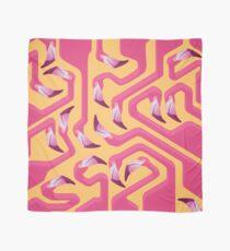 Flamingo Maze Scarf