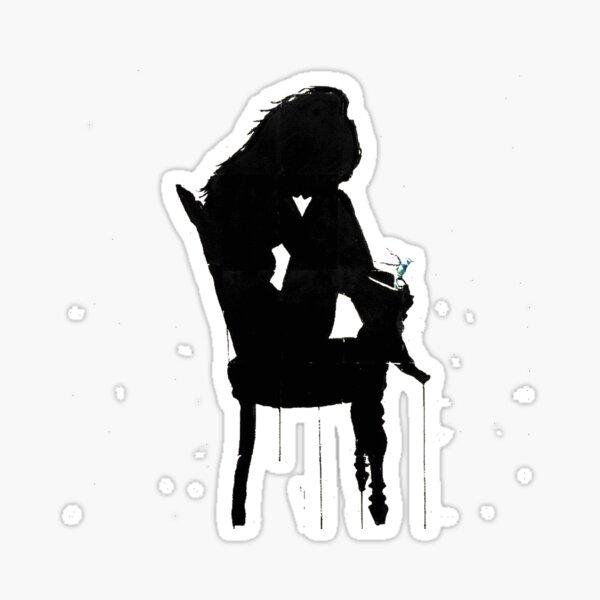 Camila Cabello- Tengo preguntas Pegatina