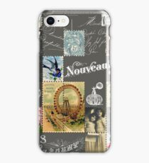 Les Timbres 4 iPhone Case/Skin