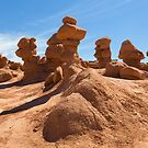 Goblin Valley State Park by Yair Karelic