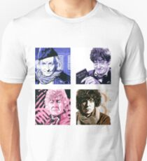 The First Four Time Travellers... Unisex T-Shirt